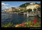 Lakeside at Bellagio, Lake Como, Lombardy, Italy
