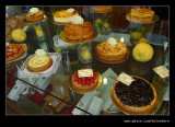 Cakes at Salo, Lake Garda, Lombardy, Italy