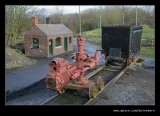 Mine Equipment & Weighbridge, Black Country Museum