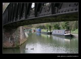 Canal Bridge & Boats, Black Country Museum