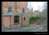 Rear of Darby Hand Chapel, Black Country Museum