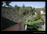 The Village from Lady's Lodge, Portmeirion 2012