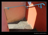 Stairs to Lady's Lodge, Portmeirion 2012