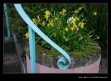Graceful Handrail, Portmeirion 2012