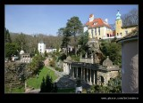 The Village from The Round House #1, Portmeirion 2012