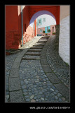 Round House Steps #2, Portmeirion 2012