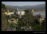 The Village from The Gazzebo, Portmeirion 2012