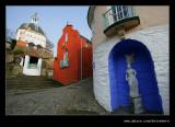 Beneath The Round House, Portmeirion 2012