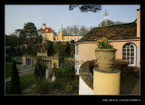 The Village from The Round House #2, Portmeirion 2012