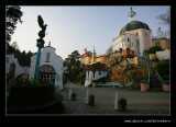 View from Battery, Portmeirion 2012