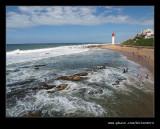 Umhlanga Rocks Lighthouse #1, nr Durban, KZN, South Africa