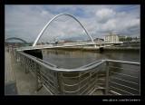 Millennium Bridge #2, Gateshead, Tyne & Wear