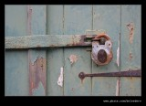 Door & Lock, Beamish Living Museum