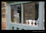 Pit Cottage Window, Beamish Living Museum