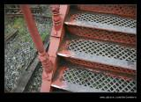Colliery Steps #1, Beamish Living Museum