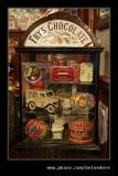 Chocolate Store Display, Beamish Living Museum