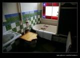 Bathroom, Dentist's House, Beamish Living Museum