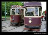 Electric Trams, Beamish Living Museum