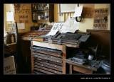 Printer's #1, Beamish Living Museum