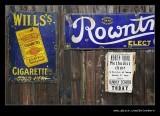 Vintage Signs #1, Beamish Living Museum