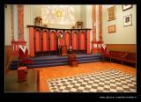 Masonic Hall #8, Beamish Living Museum