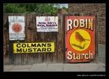 Vintage Signs #2, Beamish Living Museum