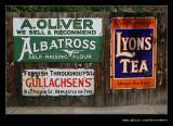 Vintage Signs #3, Beamish Living Museum