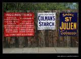 Vintage Signs #4, Beamish Living Museum