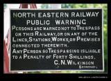 Steam Railway Station #10, Beamish Living Museum