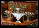 Pit Hill Methodist Chapel Interior, Beamish Living Museum