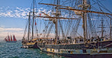 Tall Ships Line Up