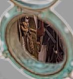 Peeking Through the Porthole