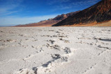 Badwater - the Lowest Point in the Western Hemisphere