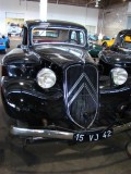 A coal-powered 1938 Citroen