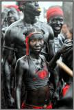 Transfiguration - de noir et de rouge