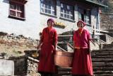 Thuptenchholing nuns