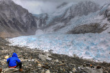 Khumbu Glacier and Ice Fall