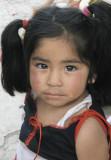 Little Peruvian Girl