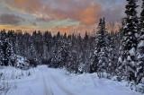 Crépuscules en lumière / At twilight P.Brunet