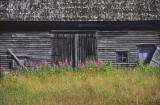 Les granges du Québec/Barns of Québec P.Brunet