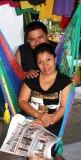 Armando & Wife, Tulum, Mexico