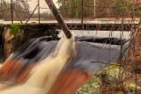 Running water - long shutterperiod