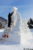 Snow Sculpture DSC_8386