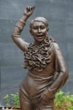 Bronze Statue of Prudence Lau DSC_7332