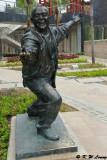 Bronze Statue of Eric Tsang DSC_7328