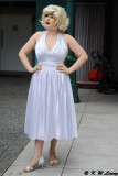 Marilyn Monroe @ Universal Studios Singapore DSC_8531