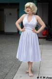 Marilyn Monroe @ Universal Studios Singapore DSC_8532