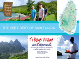 St Lucia  Ti Kaya Caribbean resort