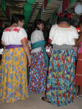 After a trip to Mexico, I always dress more colorfully