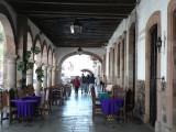 Patzcauro (pop. 70,000) has two main plazas